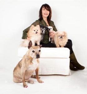 Sherri Franklin, Founder of Muttville, San Francisco, CA